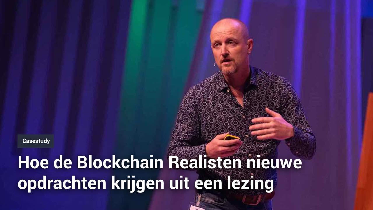 business to businss rocketeer blockchain realisten case